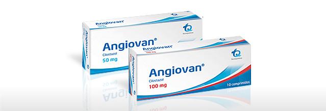ANGIOVAN 50 MG 10 TABLETAS :: Sfarma Droguerías