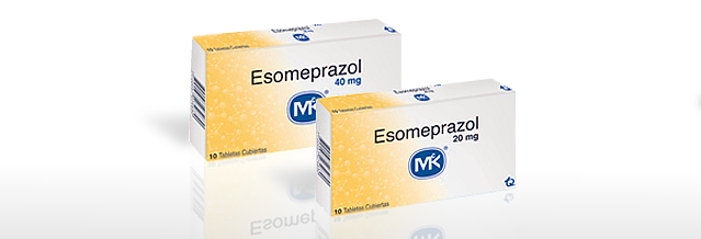 Esomeprazol MK®